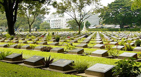 Thailand in World War 2: Historical Sites